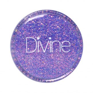 lilac pink iridescent colour shift nail glitter
