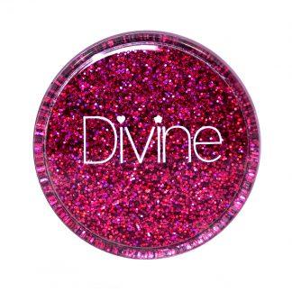 best pink holo nail glitter
