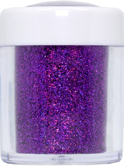iris violet purple amethyst nail art glittet