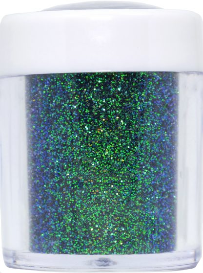 sea green blue colour shift nail glitter