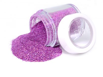 lilac heather holo holographic nail glitter