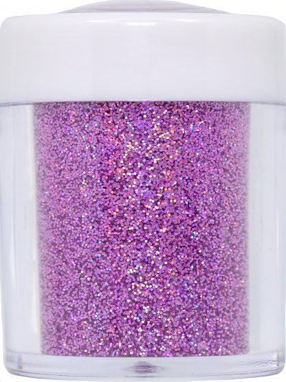 purple lilac mauve holo nail glitter