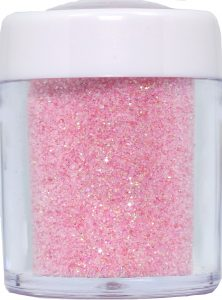 best iridescent pink nail glitters