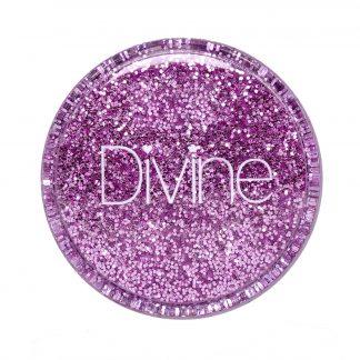 Pink Fine Nail Art Glitter