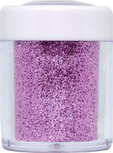 pink lilac nail art glitters