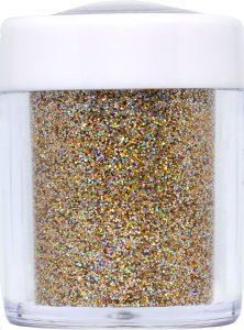 holographic holo gold fine nail glitter