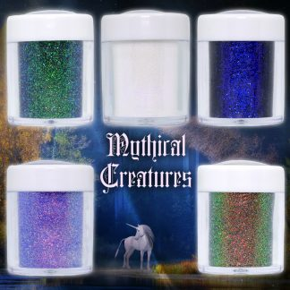 best nail art glitter mythical unicorn