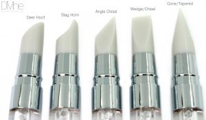 best nail silicone tools chroming