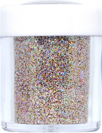 nude natural blush skin colour holo glitter