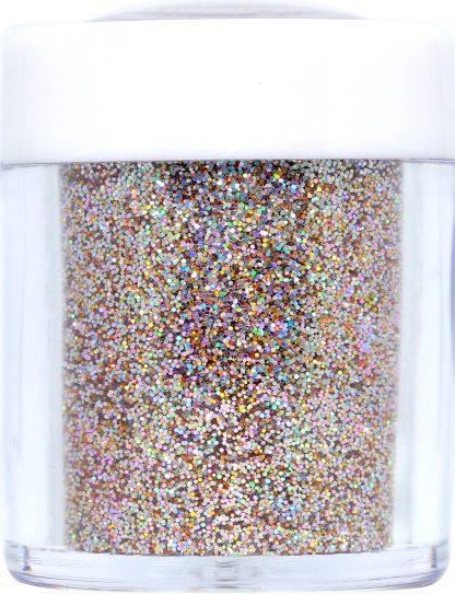 nude natural blush skin colour holo glitter