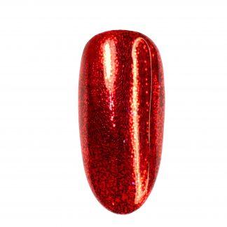 Ruby Red Chakra Glitter